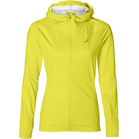 asics Accelerate Jacket Women Lemon Spark
